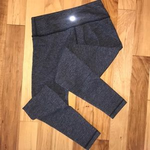 lululemon athletica Pants - Lululemon Wunder Under Tights